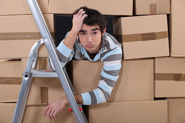overwhelmed mover