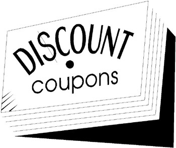 coupons offer deal discount