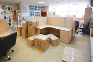 office commercial movers