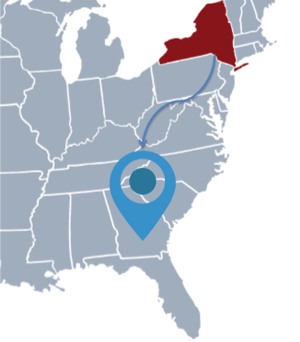 Moving From New York to Georgia